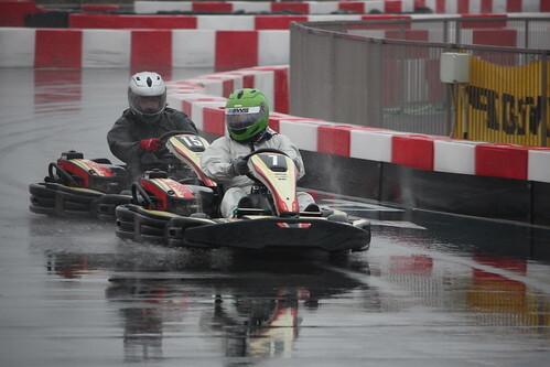 レースの画像