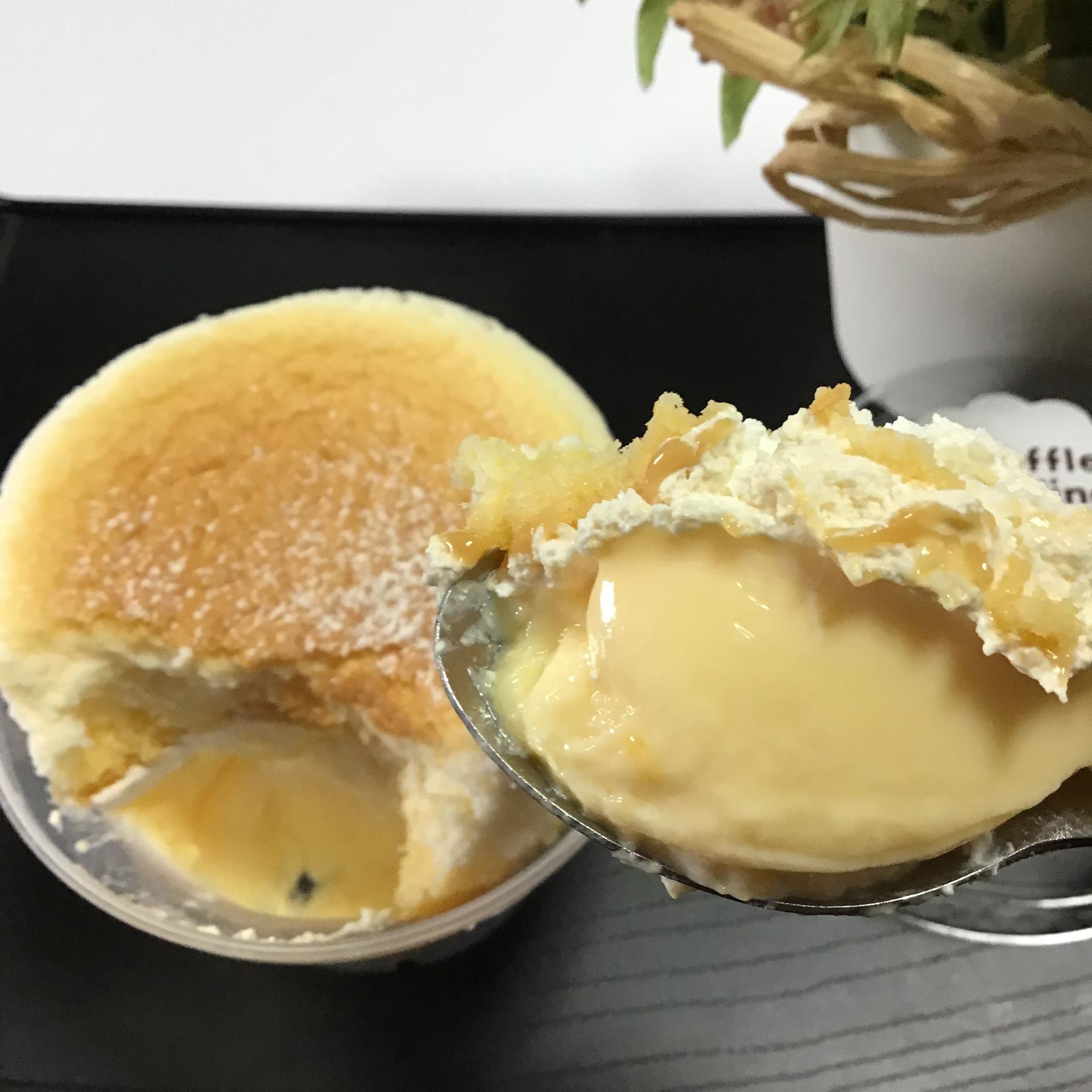 Famima Sweets「スフレ・プリン」