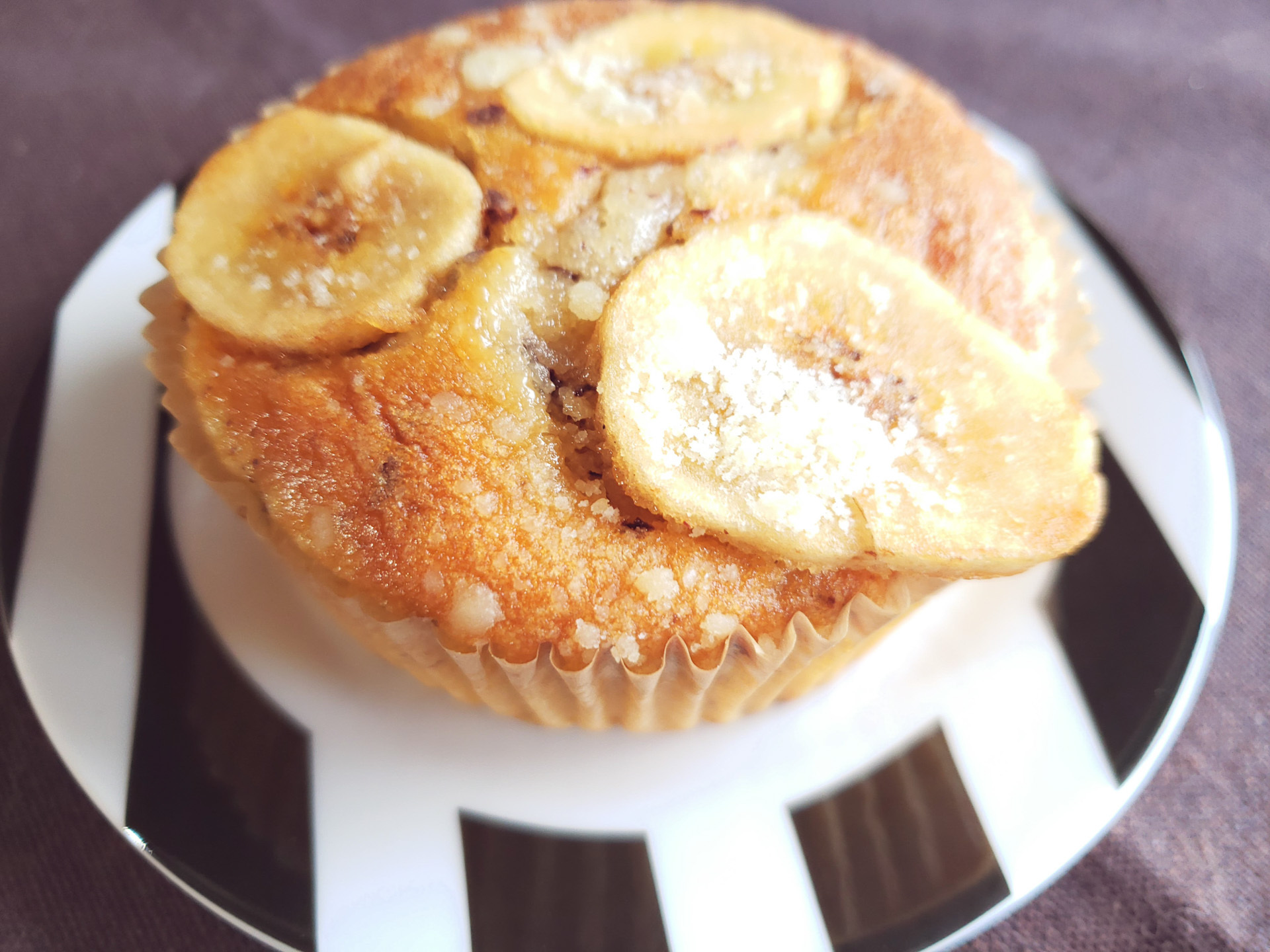 ファミリーマート「バナナマフィン」