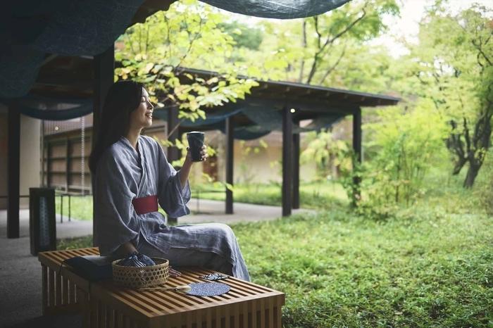 星野リゾート 界 夏限定「至福の湯上がりビール」