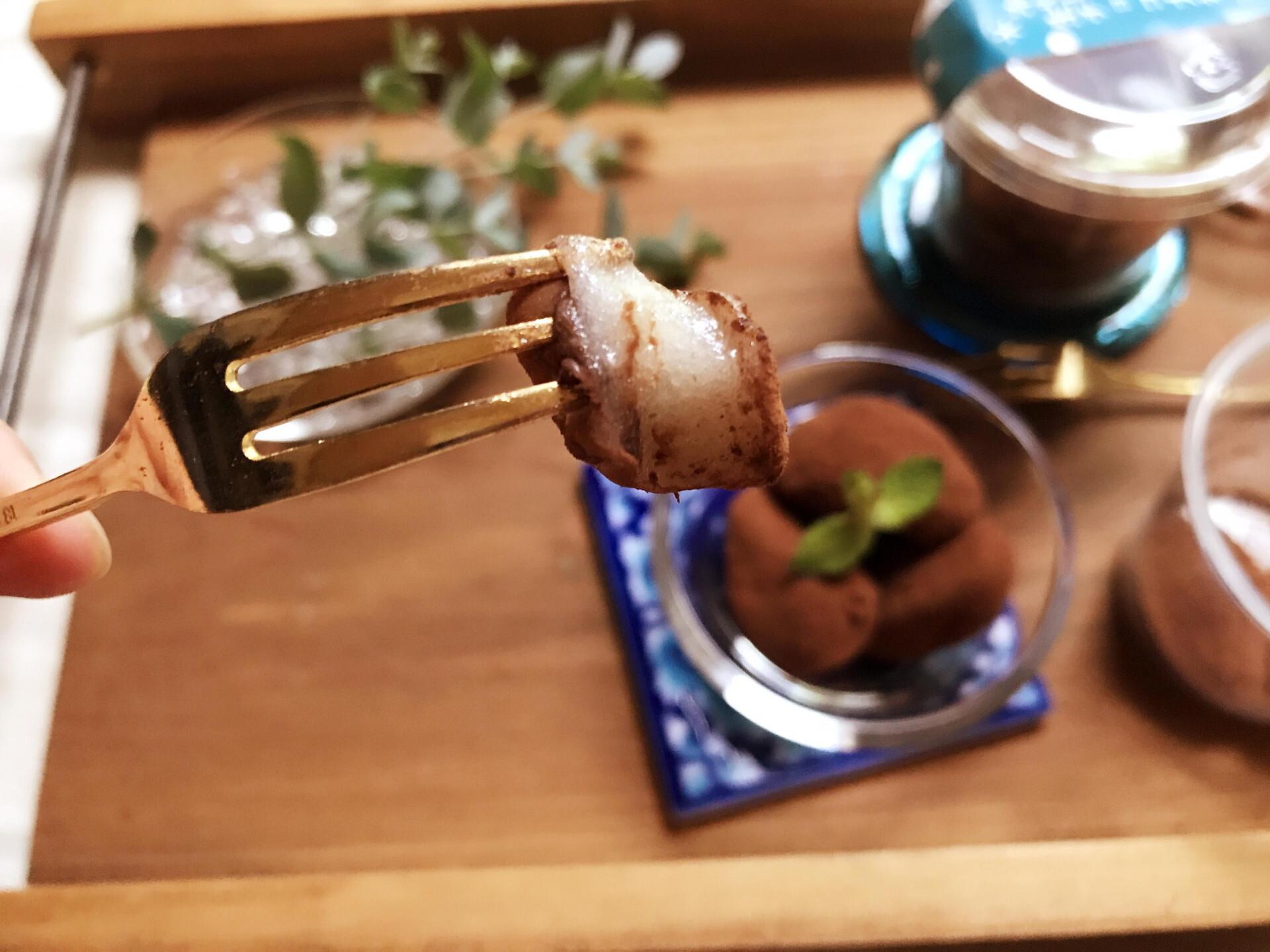 シャトレーゼ「冷やし生チョコ大福カップ入