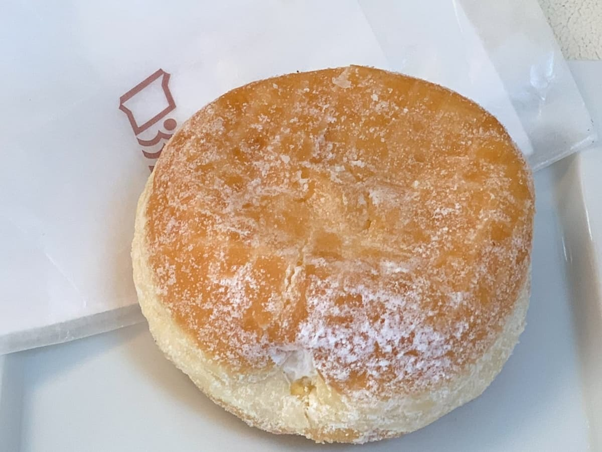 ミスタードーナツのエンゼルクリーム