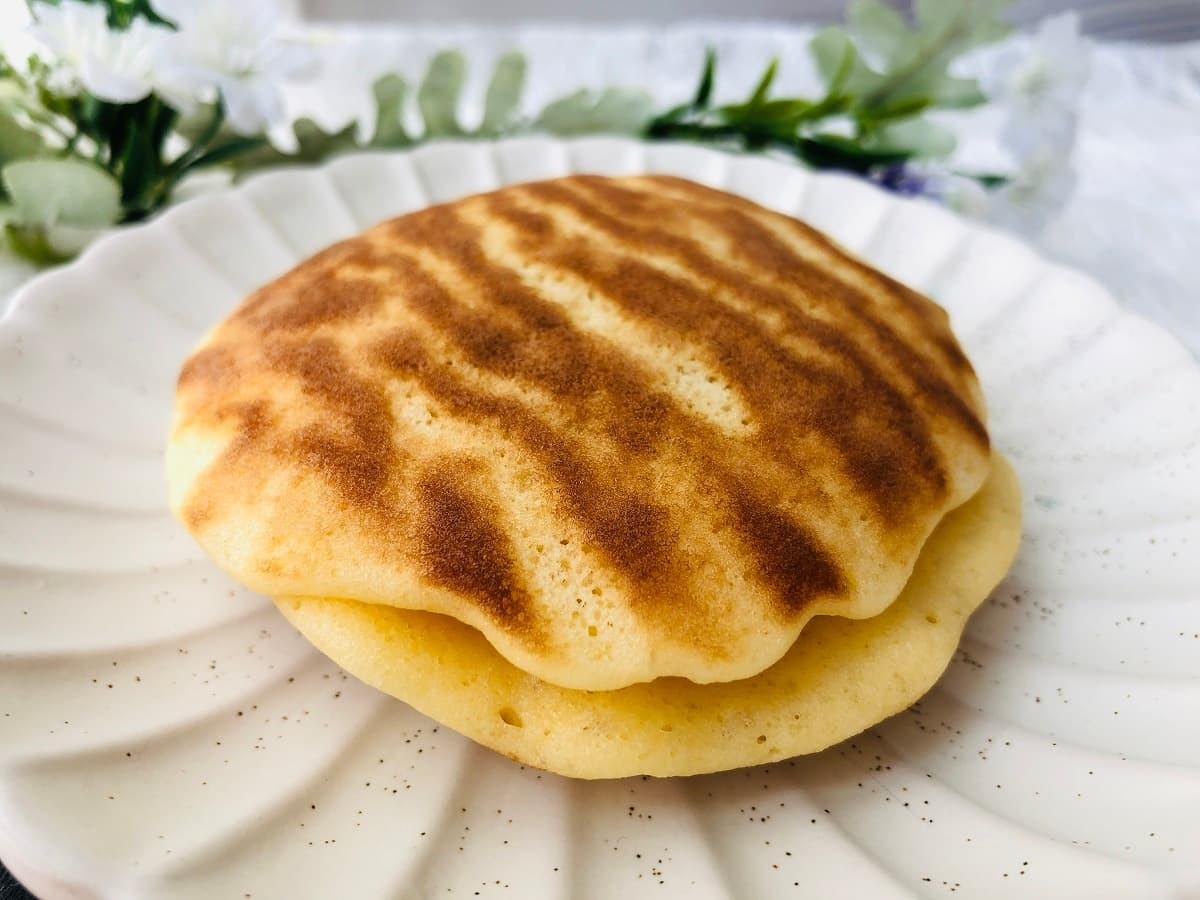 ローソンシャトレーゼ バターどら焼き