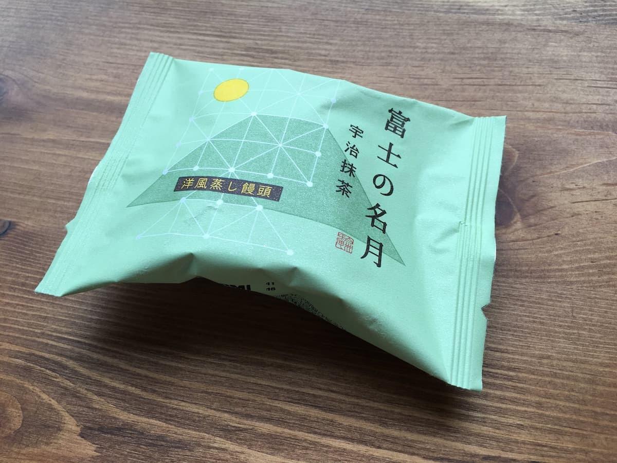 シャトレーゼ富士の名月 宇治抹茶
