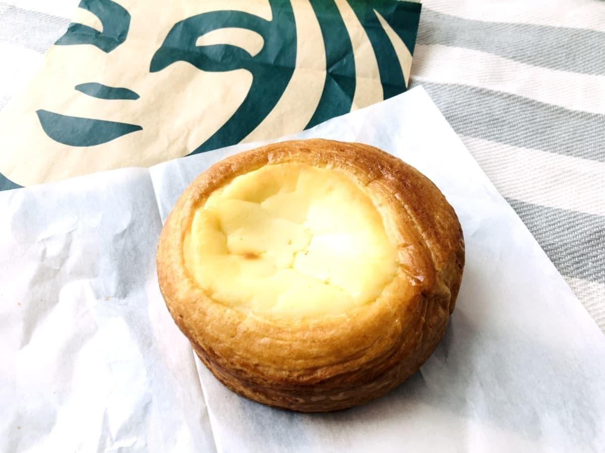 スターバックスクリームチーズデニッシュ