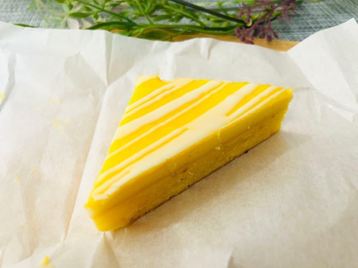 スターバックスレモンクリームチーズバー