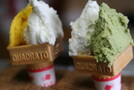 静岡で「ななや」の抹茶アイスが人気!世界一濃厚なジェラートのお味は?
