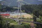 大分に行くなら日本一の吊り橋「九重夢大吊橋」へ!紅葉の季節はさらに絶景も?