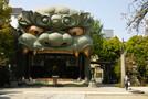 恋に効くと評判の難波八阪神社へ行こう!アクセスや御朱印についてまとめました