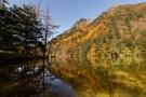上高地の紅葉は一見の価値あり!おすすめの散策スポットや見頃は?