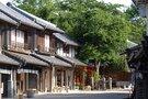 彦根観光で人気の夢京橋キャッスルロードを紹介!風情ある城下町で食べ歩きも