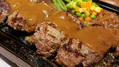 ハングリータイガーは横浜の老舗レストラン!炭火焼牛肉100%のハンバーグとは