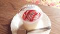 実食レポ【セブン】苺ホイップのミルクプリンで春を先取り♪