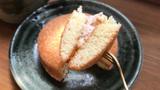 実食レポ【シャトレーゼ】和な春味「さくら香るふんわりブッセ」
