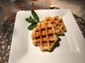 シャトレーゼの気になる優しい無添加!朝食、ティータイムに!アレンジ自在系ワッフル