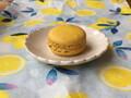 マカロンで初夏を味わう♪実食レポ【シャトレーゼ】マカロン レモン