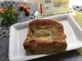 デザートなしでも大満足!【ローソン】紅茶とりんごの香るケーキのようなパン