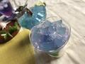 梅雨のジメジメを吹き飛ばす紫陽花カラー!【シャトレーゼ】バタフライピーで理科の実験気分