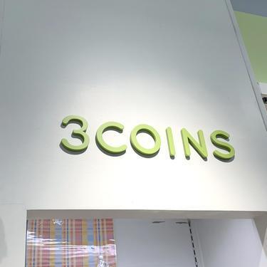 インスタ 3coins