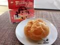 ミルキーシュークリームはほんのりミルキー♡不二家ペコちゃんが可愛すぎます!