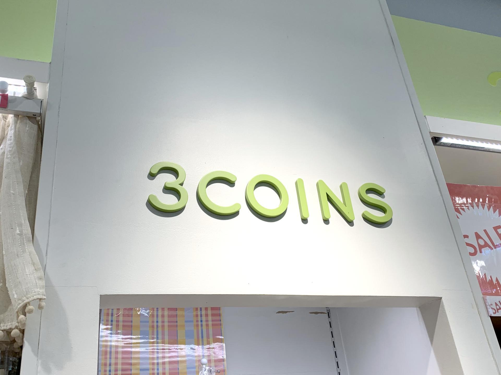 イヤホン 3 コインズ