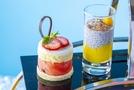 ヒルトン名古屋で6月8日から、夏向けの爽やかなアフタヌーンティーセットを提供!