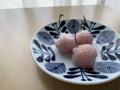 さくらんぼの王様の和菓子♡【シャトレーゼ】山形県産佐藤錦のさくらんぼ餅