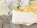 爽やかな味わいと美しき層の【ローソン】くちどけレアチーズミルクレープ