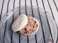 極上のふわとろ食感♡ファミマのあんバタークリームサンド