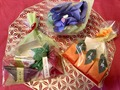 美しさに一目惚れ!未知なる和菓子「豊実果」「富柿」「りんどうの花」