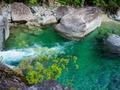 阿寺渓谷は川遊びもできる人気のレジャースポット!アクティビティやアクセスは?