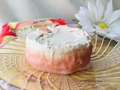 バターたっぷり♡甘い罪の味【ローソン】「コクバタアイス いちご」