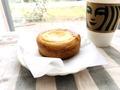 朝食におすすめ!2層のチーズの味わい【スタバ】クリームチーズデニッシュ