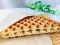 実食!とろけるチョコのご褒美スイーツ♡ドトール「ショコラのワッフルケーキ」