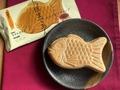 【実食】プリンを味わう絶品最中アイス♡シャトレーゼ「 たい焼き最中 カラメルプディング」