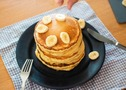 簡単でおいしいバナナパンケーキのレシピをご紹介!離乳食にもなる作り方も