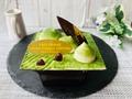 実食!まるで庭園みたいなケーキ!シャトレーゼの「発酵バター抹茶ティラミス」