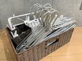 【ハンガー収納】のアイデアをご紹介!ボックスやカゴをフル活用