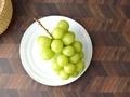 【シャインマスカット】は皮ごと食べられる珍しい品種!気になる栄養価は?
